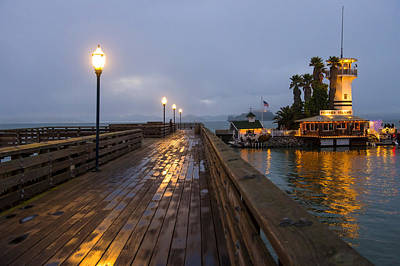 Photograph - San Francisco Pier 39 by Kobby Dagan