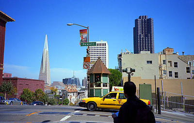 Photograph - San Francisco Powell Street 2007 by Frank Romeo