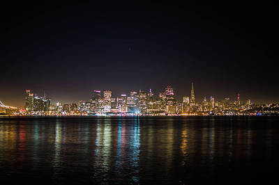Downtown Area Photograph - San Francisco Shot by Britten Adams