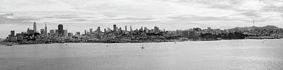 Photograph - San Francisco Skyline by Betty Depee