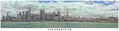 Photograph - San Francisco Skyline by Debby Richards