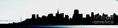 Photograph - San Francisco Skyline by Diane montana Jansson
