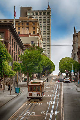 Photograph - San Francisco Streetcar by Debby Richards