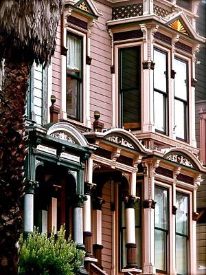 Photograph - San Francisco Style by Ira Shander