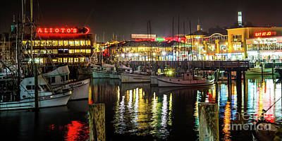 Photograph - San Francisco's Fisherman's Wharf by Michael Tidwell