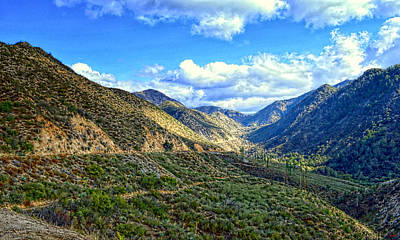 Photograph - San Gabriel Mountains  by Glenn McCarthy Art and Photography