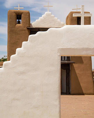 Photograph - San Geronimo Mission by Robert Brusca