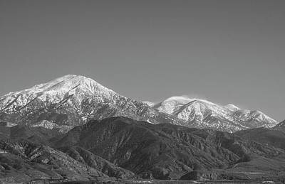 Photograph - San Gorgonio Mountain-1 2016 by William Kimble