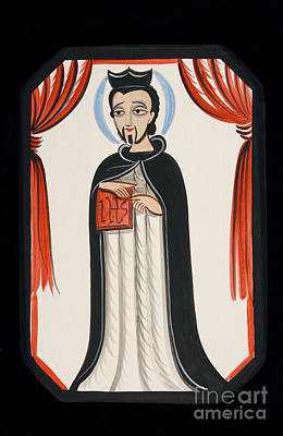 Loyola Painting - San Ignacio De Loyola - St. Ignatius Of Loyola - Aoigt by Br Arturo Olivas OFS