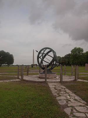 Photograph - San Jacinto And Sundial by Joshua House