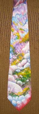 San Jacinto Spring Art Print by David Kelly
