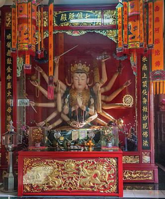 Photograph - San Jao Samphothi Yan Altar Dthb2008 by Gerry Gantt