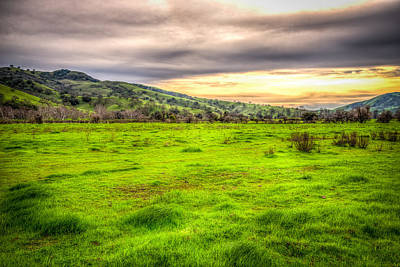 Photograph - San Joaquin Valley by Spencer McDonald