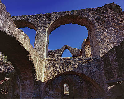 Photograph - San Jose Arches A by Tom Daniel