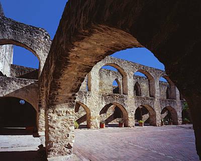 Photograph - San Jose Arches B by Tom Daniel
