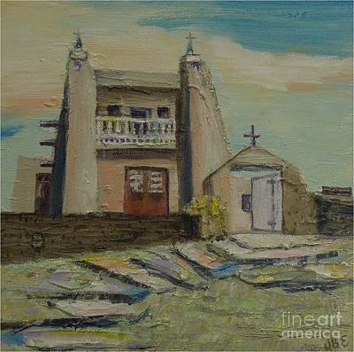 Painting - San Jose De Gracia - Sold by Judith Espinoza