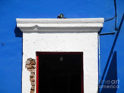 Photograph - San Jose Del Cabo Door 5 by Randall Weidner
