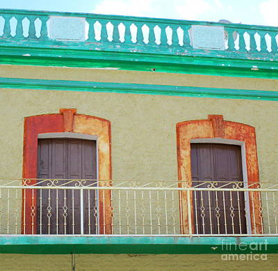 Photograph - San Jose Del Cabo Doors 11 by Randall Weidner