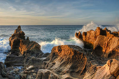 San Jose Del Cabo Early Morning Art Print by Rich Beer