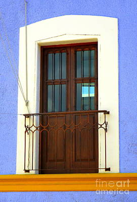 Photograph - San Jose Del Cabo Window 6 by Randall Weidner