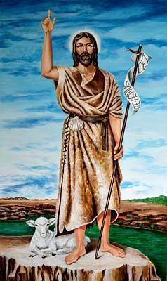 San Juan Bautista Original