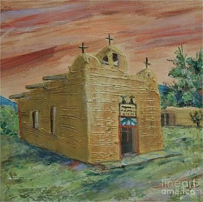 Painting - San Juan De Los Lagos - Sold by Judith Espinoza