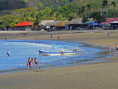 Photograph - San Juan Del Sur 12 by Ron Kandt