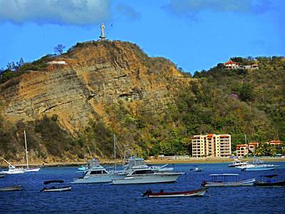 Photograph - San Juan Del Sur 2 by Ron Kandt
