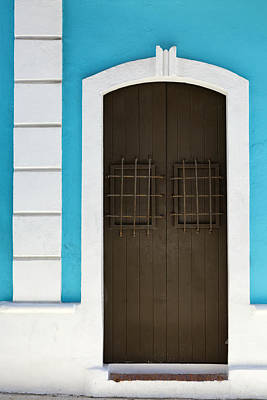 Photograph - San Juan Door by Patrick Downey