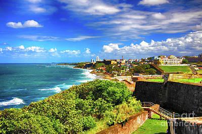 Photograph - San Juan Panorama by Mariola Bitner