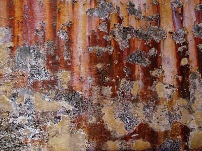 San Juan Puerto Rico 140 Art Print by Per Lidvall