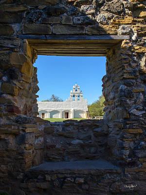 Photograph - San Juan Through The Ruins by Shanna Hyatt