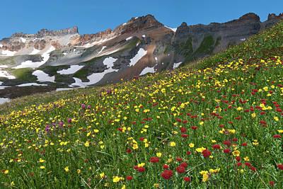 Photograph - San Juans Mountain Splendor by Cascade Colors