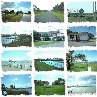 Photograph - San Leon Tx Before Hurricane Ike by Tikvah's Hope