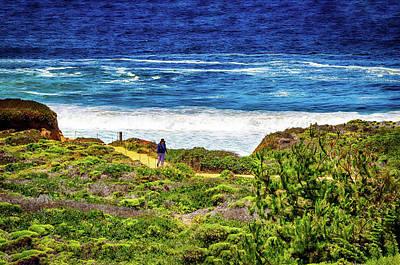 Photograph - San Luis Obispo Beach  by Joseph Hollingsworth