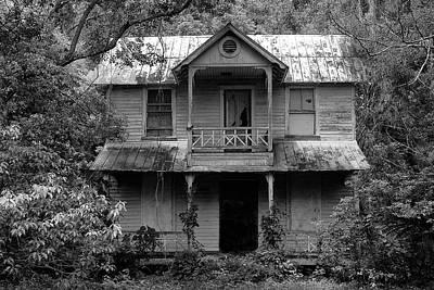 Photograph - San Mateo, Florida by Ronald Broome