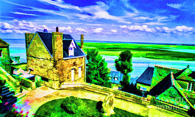 Photograph - San Michel by Rick Bragan