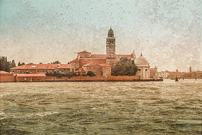 Photograph - Venice, Italy - San Michele In Isola by Mark Forte