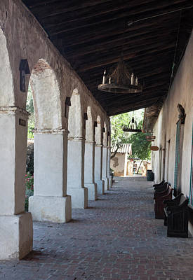 Photograph - San Miguel Mission Iv by Suzanne Gaff