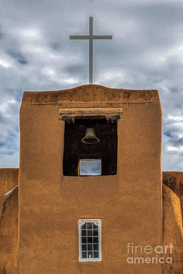Photograph - San Miguel Mission by Jon Burch Photography