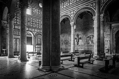 Photograph - San Miniato Al Monte by Sonny Marcyan