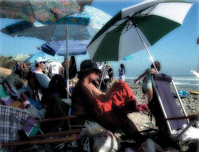 Photograph - San O Saturday by Russell Pierce
