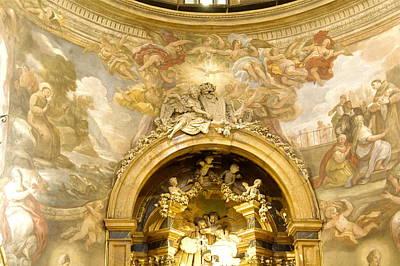 Painting - San Rafael / Altar by Hugh Peralta