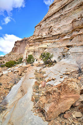 Photograph - San Rafael Swell by Ray Mathis