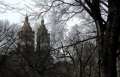 Photograph - San Remo Towers by Cate Franklyn