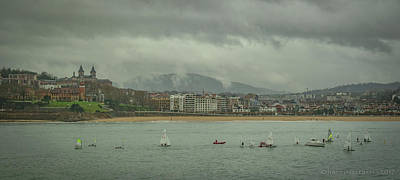 Photograph - San Sebastian Spain by Henri Irizarri