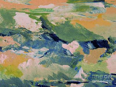 Mixed Media - San Sui by Nancy Kane Chapman