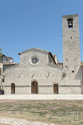 Photograph - San Tommaso Apostolo In Ascoli Piceno by Fabrizio Ruggeri