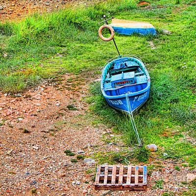 Photograph - San Vicente De La Barquera_img_7972a by Diana Raquel Sainz