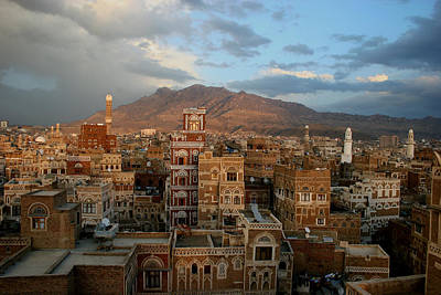 Yemen Photograph - San'a by Photo ©Tan Yilmaz